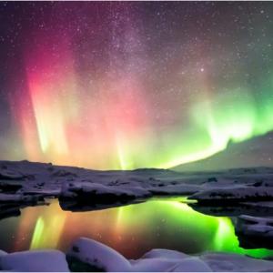 Viator - 杰古沙龙冰河湖(Jökulsárlón Glacier Lagoon),冰岛欣赏北极光的顶级圣地