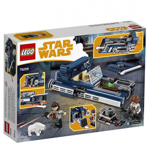 Amazon - 乐高星战 LEGO Star Wars系列 汉索罗的地面飞艇 75209,仅需$19.78