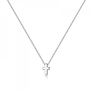 One Day Only!MONOZO Cross Necklace for Women now 50.0% off , 14k Gold Filled Dainty Cross Pendant ..