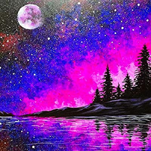 5D DIY Diamond Painting Kits for Adults now 50.0% off , Full Drill Crystal Diamond Art Kits by Num..