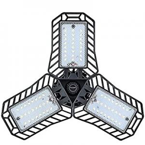 NATHOME led Garage Light Bulb now 15.0% off ,60w Equivalent 72 LEDs,5000K Daylight/E26 Base AC110V..