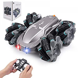 Xintop 4 Wheel RC Stunt Cars Toy now 50.0% off , Drift Remote Control Racing Car RC Off-Road Stunt..