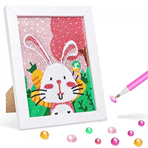 One Day Only!SEPHIX Diamond Painting Kit Arts and Crafts for Kids/Girls/Toddler - Make Your Own Sh..