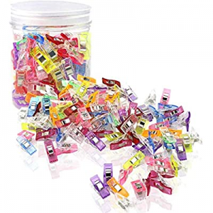 Multipurpose Sewing Clips now 50.0% off , Premium Quilting Clips and Sewing Fabric Clips Assorted ..