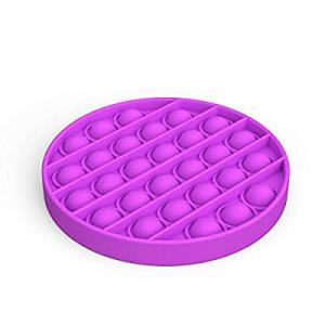 Push Pop Bubble Sensory Fidget Toys now 45.0% off ,Fidget Toy,Silicone Squeeze Sensory Toy for Aut..