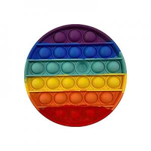 JHXIZO Push pop Bubble Fidget Sensory Toy now 50.0% off , Autism Special Needs Stress Relieving Si..
