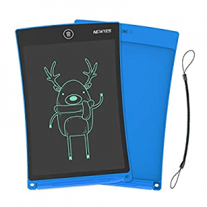 50.0% off NEWYES Jot 8.5 Inch Doodle Pad Drawing Board LCD Writing Tablet with Lock Function for N..