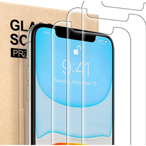 Amazon - IKABO Apple iPhone XR/11 6.1寸钢化玻璃膜 3片装 ,直降$3.89