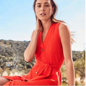 Ann Taylor 精选夏季新款美衣美裙美鞋特价促销