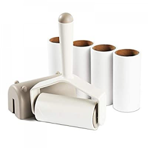 Lint Rollers for Pet Hair now 60.0% off , Lint Roller w/ Standing Protective Cover, Extra Sticky P..