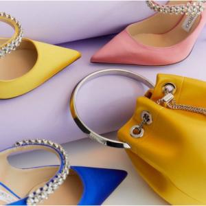 Jimmy Choo 折扣區時尚鞋包熱賣