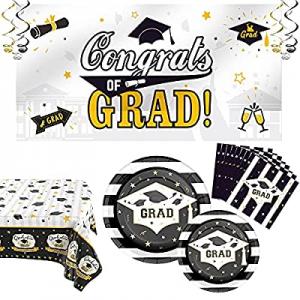 Graduation 2021 Decorations Graduation Party Supplies 2021 now 60.0% off , Congrats Grad Including..