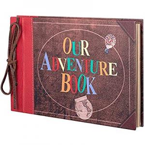 Photo Album Scrapbook now 40.0% off , Photo Book,Adventure Book,Our Adventure Book Scrapbook with ..