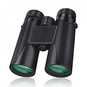 10 x 42 Binoculars for Adults & Bird Watching Binoculars now 55.0% off , BAK4 Prism, FMC Lens, 1.1..