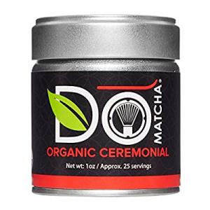 DoMatcha - Organic Ceremonial Green Tea Matcha Powder now 10.0% off , Natural Source of Antioxidan..
