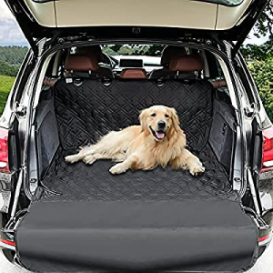 Winbate 100% Waterproof SUV Cargo Liner for Dogs Cargo Cover now 60.0% off , Quilted Dog Cover for..