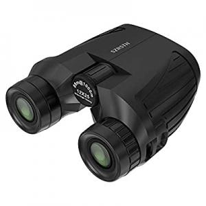 SZRSTH 12x25 Binoculars now 60.0% off , Adults Kids Compact Bird Watching Binocular with 17mm Eyep..