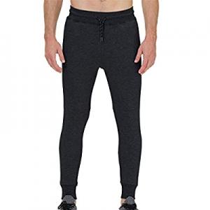60.0% off snowhite Mens Casual Jogger Sweatpants Pants - Leisure Fashion Sport Pants with Pockets ..