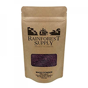 Rainforest Supply | Organic Maqui Powder 5 oz now 30.0% off