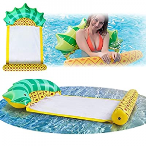 75.0% off Inflatable Pool Float Hammock Floaties Lounger Rafts Floating Tubes for Adult Kids Boys ..