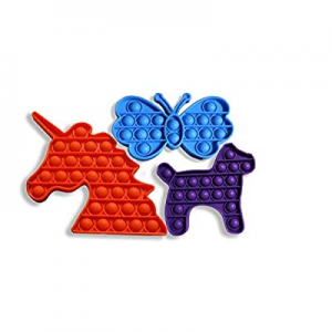 Aliizao Push Bubble Pop Fidget Sensory Toys now 50.0% off , Fidget Sensory Toys, Stress Reliever a..