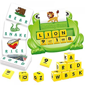 Mimary Matching Letter Games and Math Interactive Games now 60.0% off , Upgraded 2 in 1 Educationa..