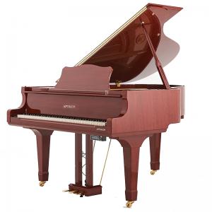 立减CNY¥25,世爵(spyker)钢琴 HD-W186 大三角数码钢琴 带自动演奏系统 木纹色