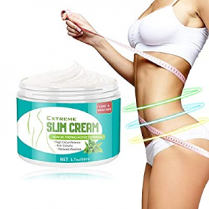 Hot Cream now 80.0% off ,Slimming Cream,Body Fat Burner Cream for Reducing Belly & Legs Arms, Thig..