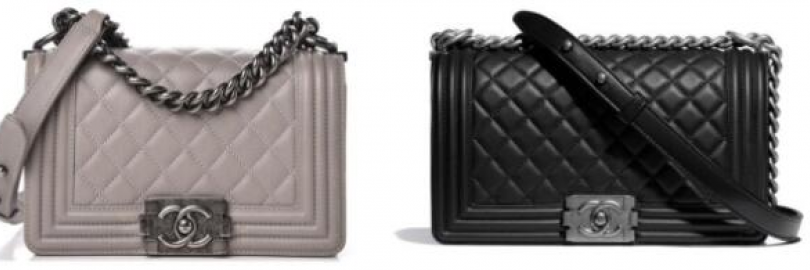 Chanel Boy Bag Authentic vs Fake Guide 2021 (Sizes + Sale + 7% Cashback)
