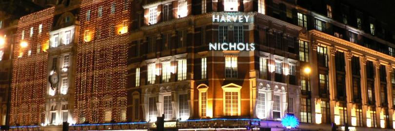 2021英国Harvey Nichols哈维尼克斯百货海淘攻略(6%返利+优惠码+直邮/转运+支付宝)
