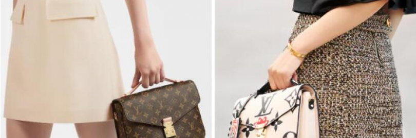 Louis Vuitton Pochette Metis Authentic vs Fake Guide 2021: How To Spot A Fake (Sizes+7% Cashback)