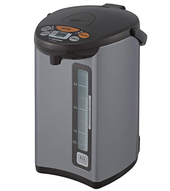 这款电热水/保温壶4升容量