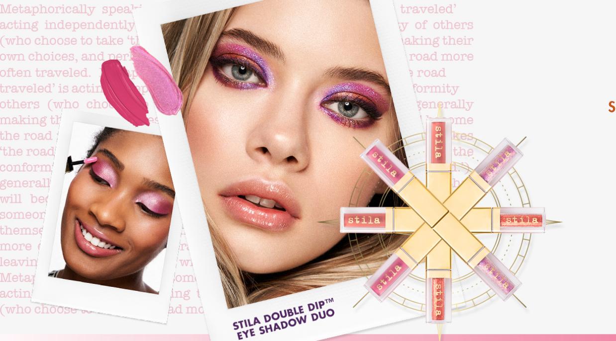 2021最新Stila Cosmetics美国官网海淘攻略及转运流程(附优惠码+6%返利))