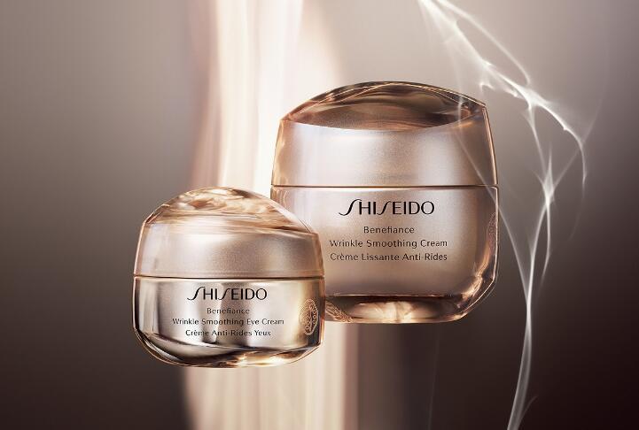 Shiseido NEW Benefiance Wrinkle Smoothing Cream & Eye Cream Review