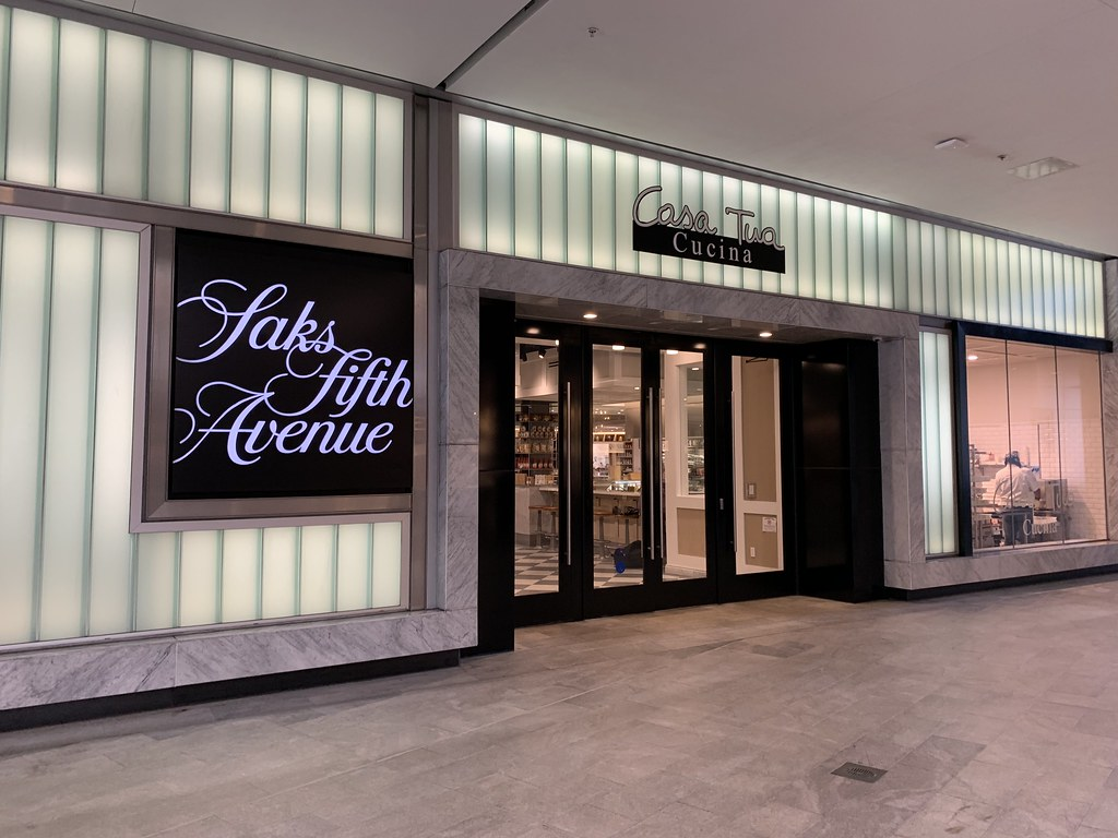 Saks Fifth Avenue 4% Cashback and Limits + Saving Tips