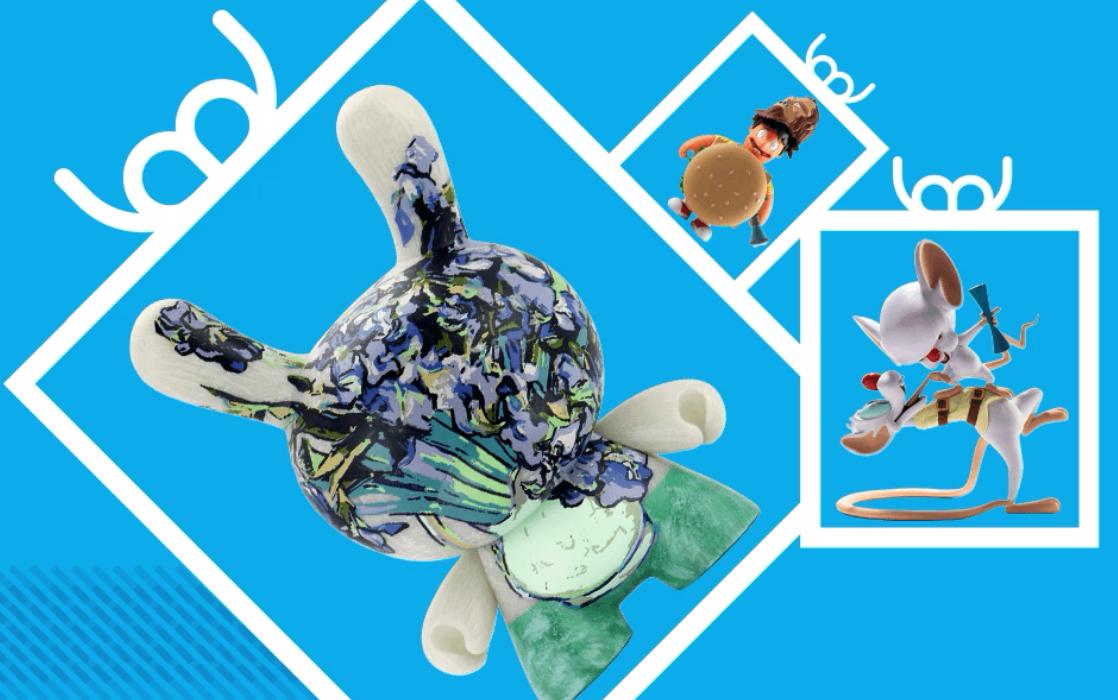 2021美国高级品牌手办玩具商Kidrobot官网海淘攻略(直邮+优惠码+7%返利)- 买限量版艺术玩偶、服饰等!