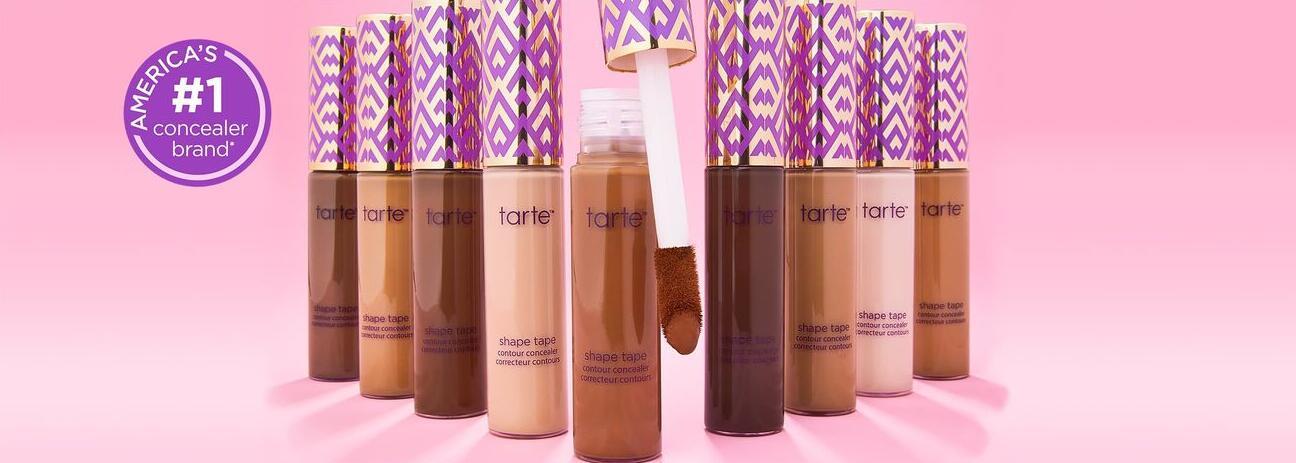 2021最新Tarte Cosmetics美国官网海淘攻略+转运教程(附优惠码+4%返利)