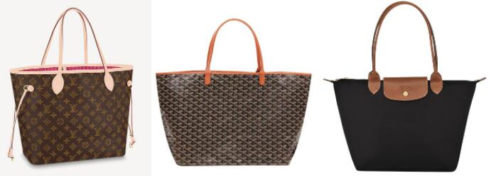 Goyard St Louis vs. Louis Vuitton Neverfull vs. Longchamp Tote: Which Will Stand the Test of Time?