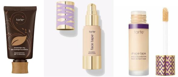 Tarte Amazonian Clay vs. Face Tape vs. Shape Tape Foundation: Which is Best for You? (Review + 7% Cashback)
