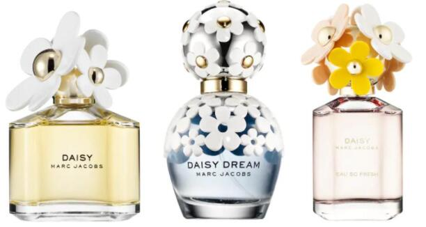 Review: Marc Jacobs Daisy vs. Daisy Love vs. Daisy Dream Perfume: Which is Your Perfect Match?